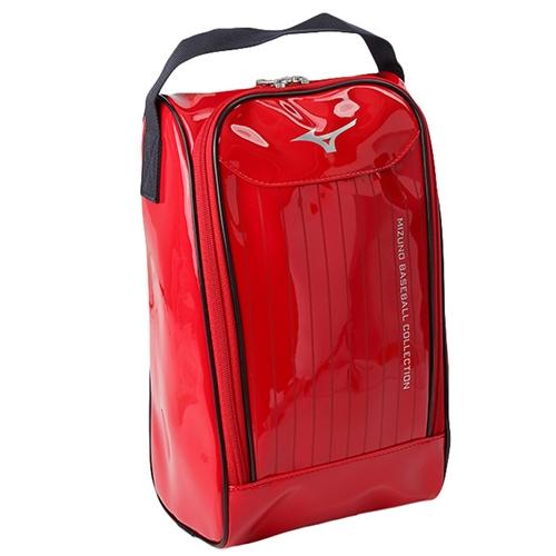 [MIZUNO] 1FJK542162-0062 개인장비가방(슈즈 케이스) (빨강)