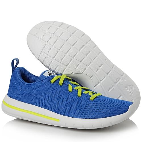 [ADIDAS]B44395 런닝화 남성용 (파랑/흰색)