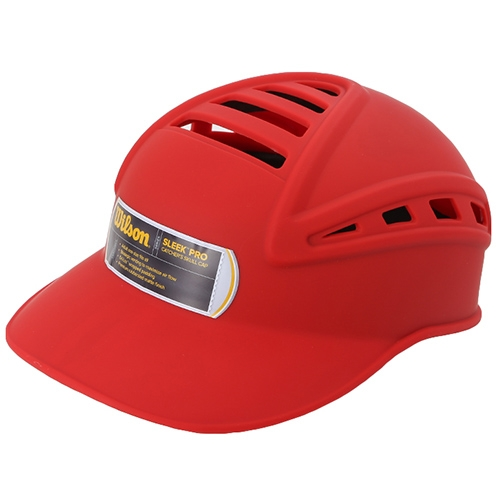 [WILSON]WTA3123SC 포수헬멧 (빨강)