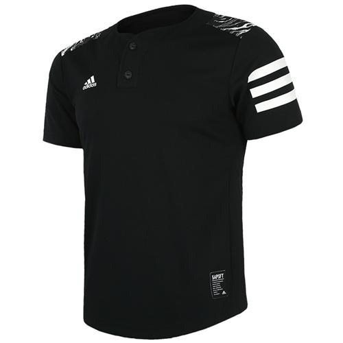 [ADIDAS]BR5663 2B PRACTICE T 프랙티스 티셔츠(블랙)