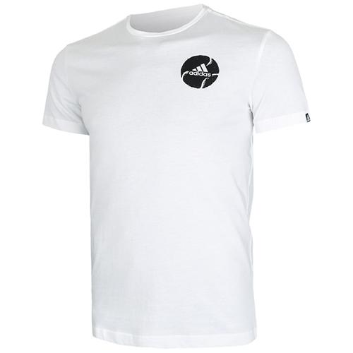 [ADIDAS]AY7082 SUN TSU 썬 TSU 남성 반팔 티셔츠 (흰색)