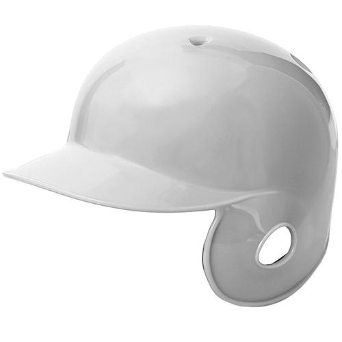 [ASICS]BPB441 (01) 타자헬멧 유광좌귀 백색