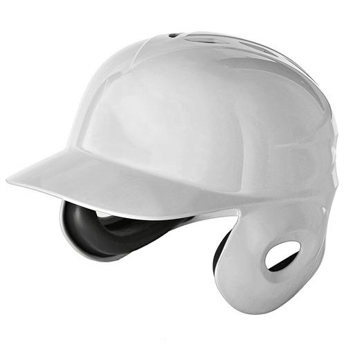 [ASICS]BPB440(01) 타자헬멧 유광양귀 (흰색) 백색