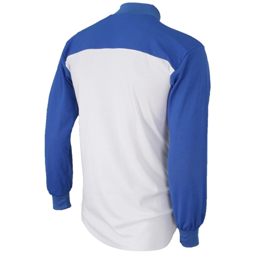 [KNB]목언더셔츠 (흰색/파랑)
