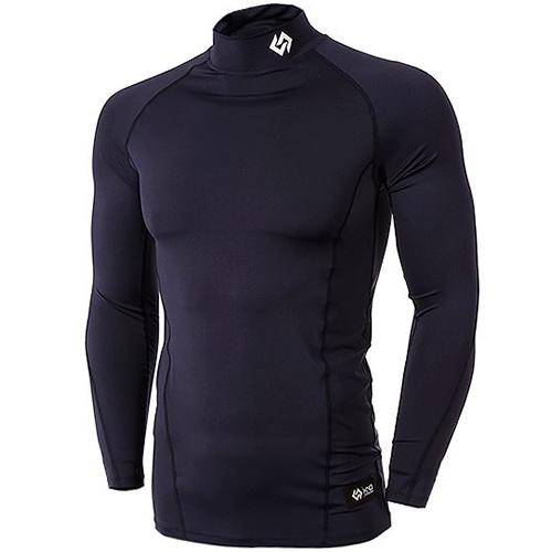 [KNB]KSU-5 스판언더셔츠 (곤색)