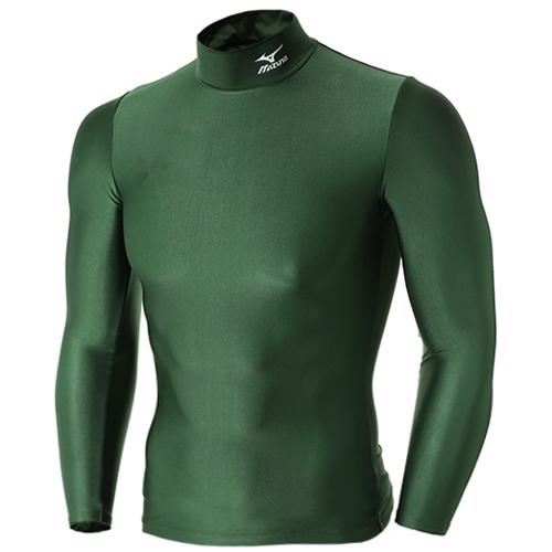 [MIZUNO]A60BS93033 바이오기어 셔츠 (녹색)