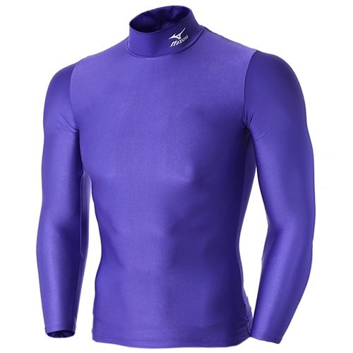 [MIZUNO] A60BS93067 바이오기어 셔츠 (보라)