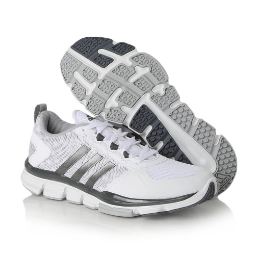 [ADIDAS]S84745 SPEED TRAINER 2 트레이닝화 (흰색)
