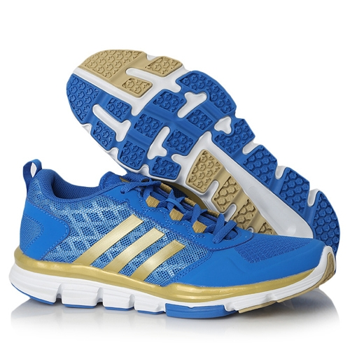 [ADIDAS]S84740 SPEED TRAINER 2 트레이닝화 (파랑)