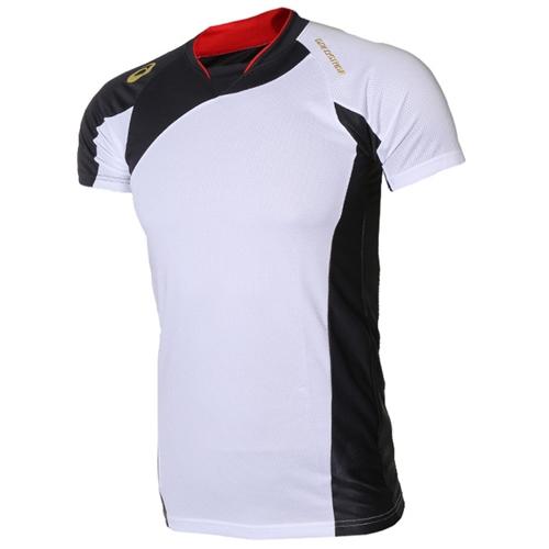 [ASICS]BAD101 0150 BLADE SHIRT 반팔셔츠  (흰색/곤색)