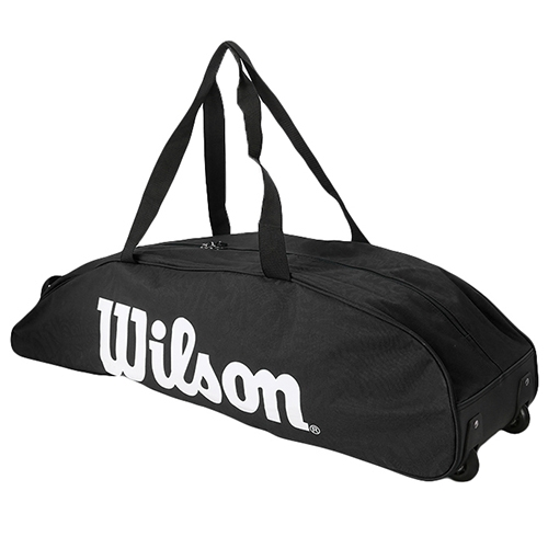 [WILSON]WTA9458BL 휠가방 검정