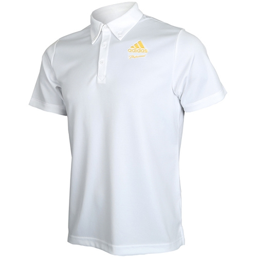 [ADIDAS]AP2646 스포츠 폴로티(흰색)