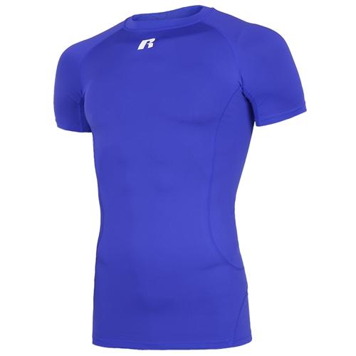 [RUSSELL]RL172MBAIL003 라운드 반팔 언더셔츠(블루)