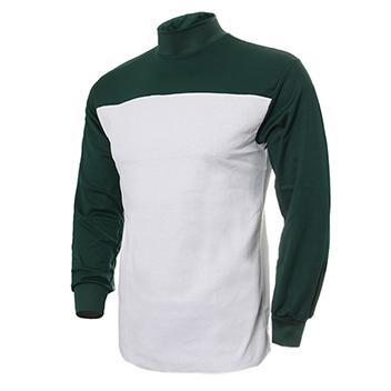[KNB]목언더셔츠 (녹색/흰색)
