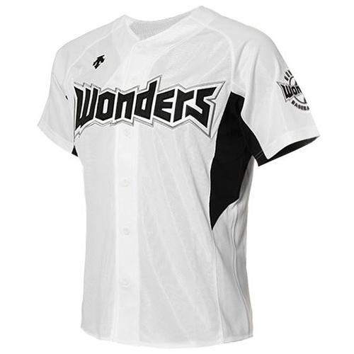[DESCENTE]S222WWTS85 고양원더스 홈 유니폼 레플리카 (흰색)