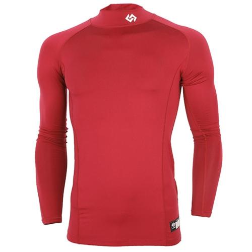 [KNB]스판언더셔츠 (RED)