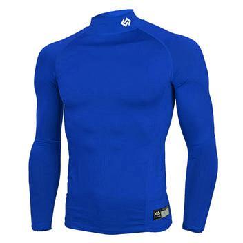 [KNB]KSU-5 스판언더셔츠(청색) (2사이즈작음) (유소년용) 청색
