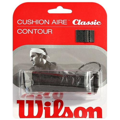 [WILSON]WRZ4829 쿠션 클래식 컨투어 그립 (검정)