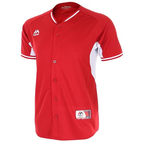 [MAJESTIC]ML155MBAUJ220(빨강)LA피츠버그 유니폼