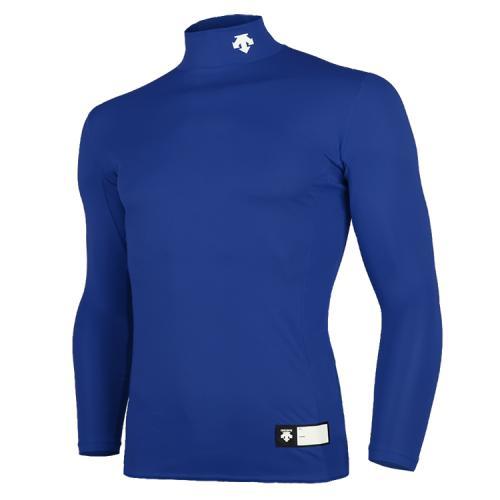 [DESCENTE]S8111WCO01 ROY0 하프넥 언더셔츠 블루(DOR-G8996R)