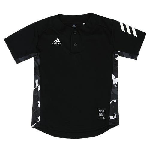 [ADIDAS]CX2253 KIDS 2B PRA T 키즈 티셔츠 (블랙)