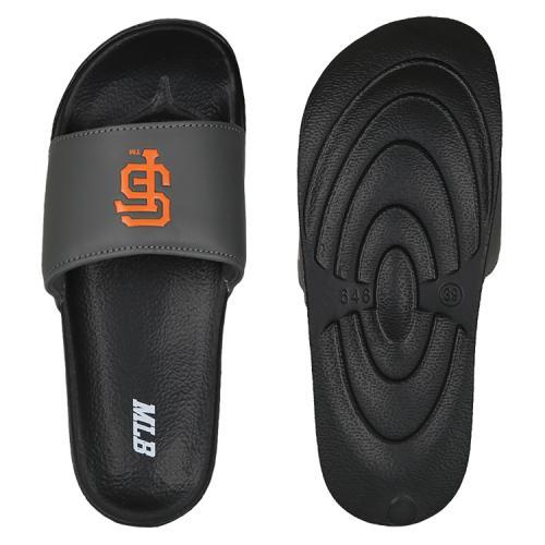 [MLB]샌프란시스코 자이언츠 베이직 슬리퍼 (블랙)