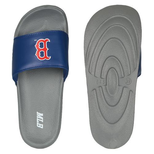 [MLB]보스턴 레드삭스 베이직 슬리퍼 (네이비)
