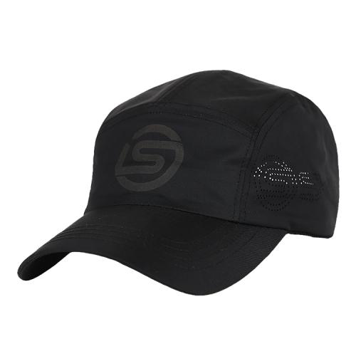 [SKINS]SL181URICA010 엠블럼 캠프캡 (블랙)