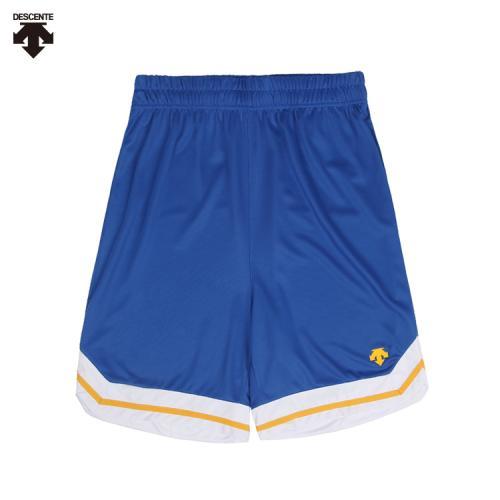 [DESCENTE]S8121ZKH33 BLU0 테이핑 바스켓볼 팬츠 (블루)