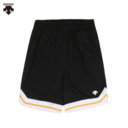 [DESCENTE]S8121ZKH33 BLK0 테이핑 바스켓볼 팬츠 (블랙)